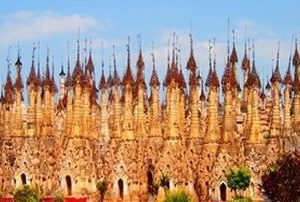 Myanmar Tour: Burma the Land of Golden Pagodas