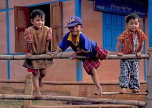 Myanmar-Tour-Burma-Temples-on-Inle-Lake-Asia-kids
