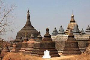 Myanmar-Tour-Burma-Temples-on-Inle-Lake-Mrauk-UStupas