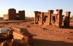 naga temple sudan tour