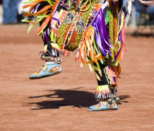 Pow Wow Dancers Southwest tour