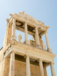 Plovdiv, Bulgaria ancient theater archaeology tour educational tour