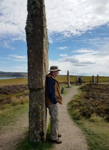 Ring of Brodgar Broch of Gurness Orkney tour Pipes player Scottish Highland games tour St Marys Church iCrannog Center Forth Bridge tour Melrose Abbey tour Edinburgh Castle tour Scotland tour Orkneys tour