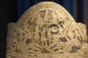 viking rune stone Viking Tour