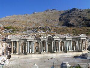 Sagalassos Turkey archaeology tour Turkey tour western Turkey tour