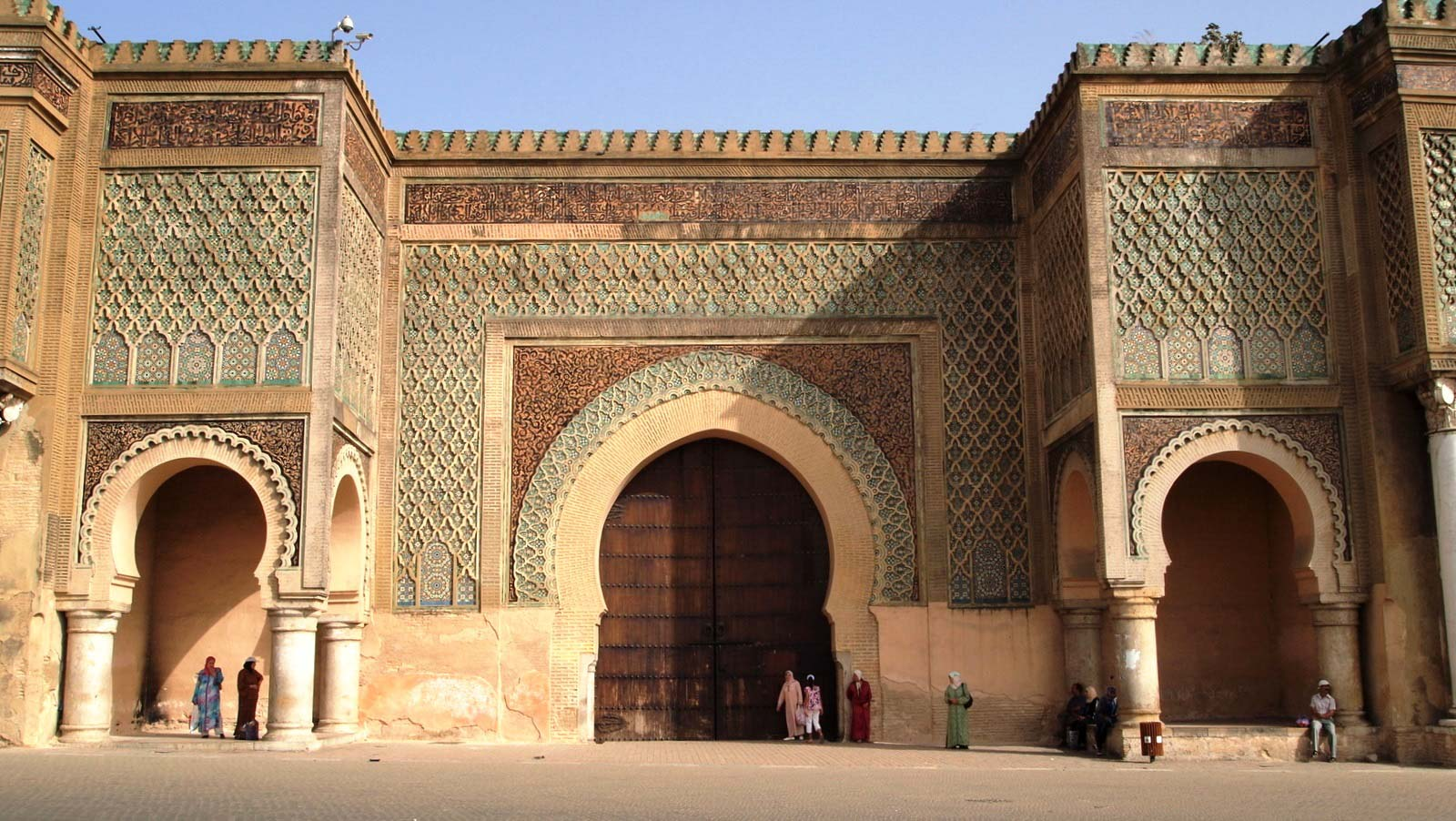 spain morocco tour in the path of medieval islam far horizons