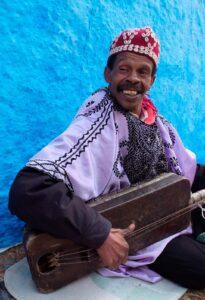 Spain-Morocco-Tour-Granada-Cordoba-Servilla-Marrakech-Rabat-Musician-2