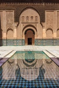 Spain-Morocco-Tour-madrasa-ben-youssef