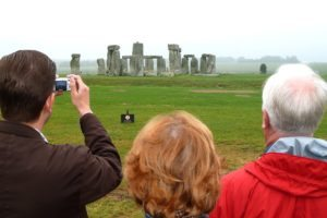 Stonehenge group tour