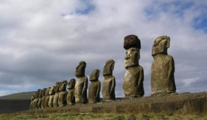 tongariki Easter Island tour