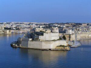 Grand Harbor - Valletta, Malta
