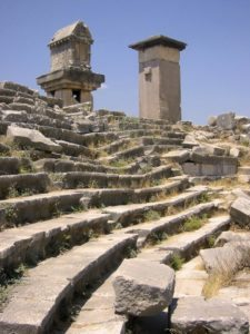 xanthos tour Turkey tour