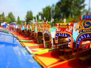 Xochimilco Mexico City tour