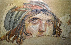 Zeugma mosaic Gaziantep museum east turkey tour archaeology tour Zeugma