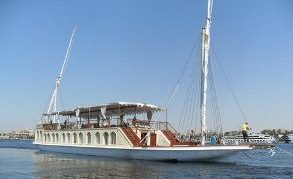 Dahabiya tour Egypt tour, Nile cruise, Bob Brier tour