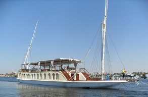 Dahabiya, Egypt tour, Nile cruise