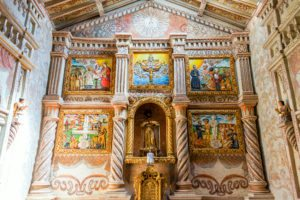 unesco san javier mission church bolivia tour