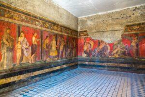 Pompeii tour Italy tour