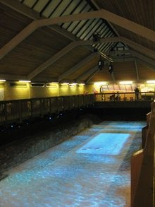 Caerleon Roman baths - small