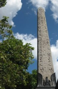 Cleopatras needle - small