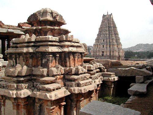 Hampi temples India Far Horizons tour