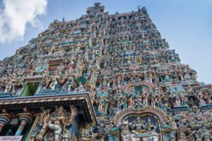 meenakshi temple south India tour