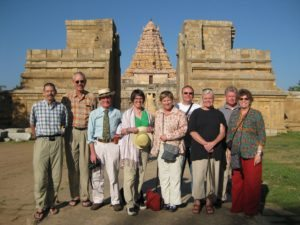 south India tour group