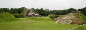 Altun Ha Belize tour Stanley Guenter tour