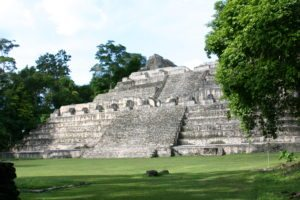 xunantunich Stanley Guenter tour Belize tour
