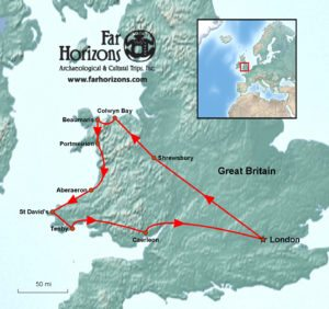 Far Horizons Wales Tour