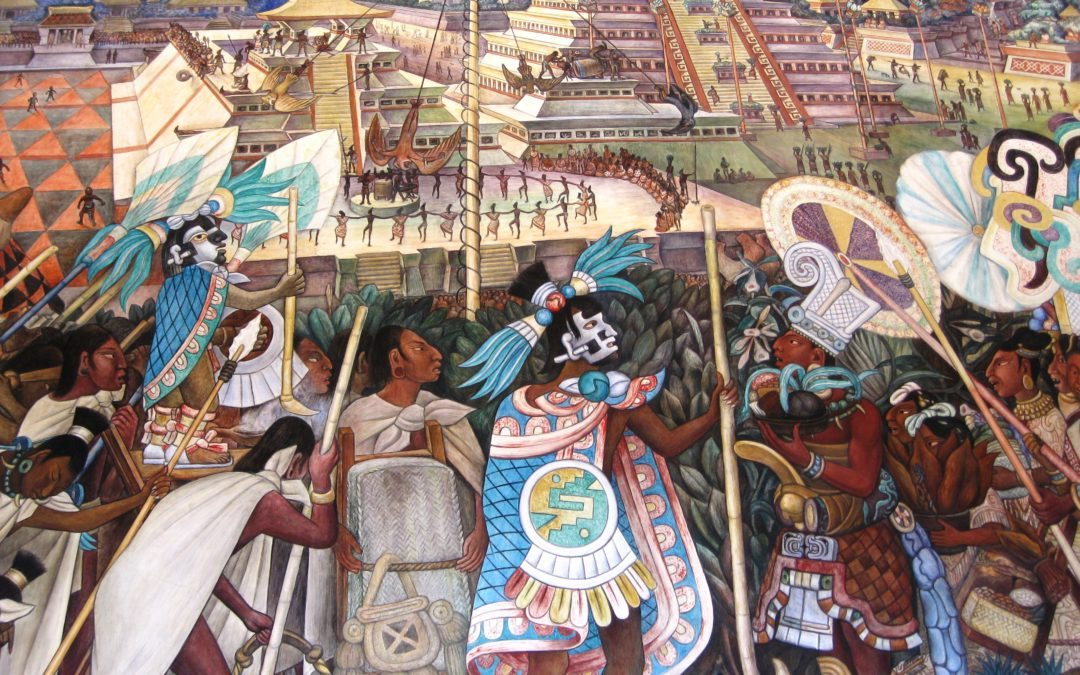 Mexico-City-Diego-Rivera-Murals