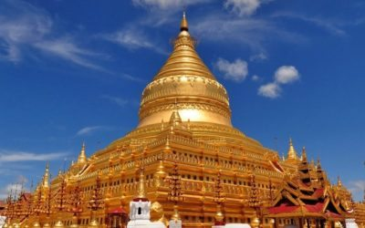 Myanmar: Land of Golden Pagodas