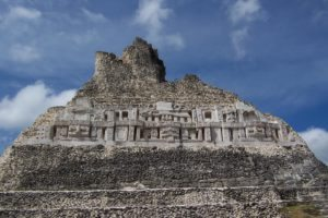 xunantunich Belize Tour Stanley Guenter tour