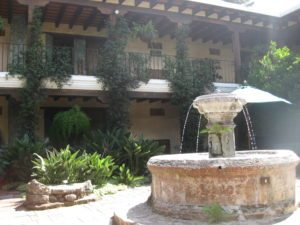 el-convento hotel Antigua Guatemala tour