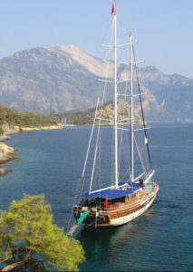 gulet tour yacht tour Greece tour