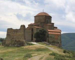 Jvari Church - Georgia