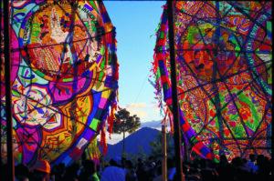 Sacatepequez kite-festival Guatemala tour