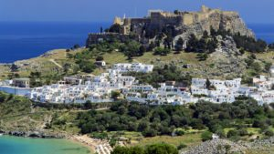 lindos tour yacht tour Greece tour