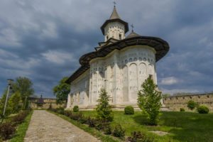 Probota Monastery - Romania