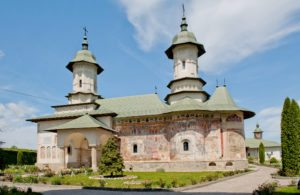 Rasca Monastery - Romania