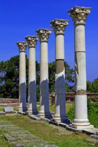 kos Greece tour temple-of-asklepios Greece tour yacht tour