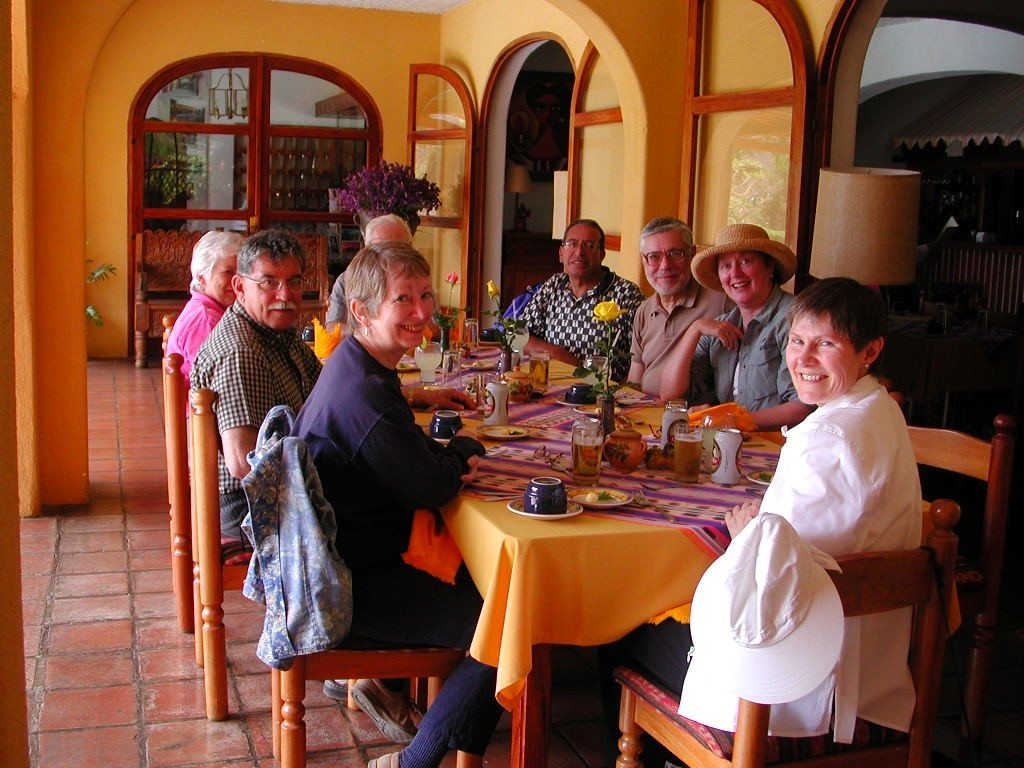 Guatemala tour antigua tour far horizons for Group lunch
