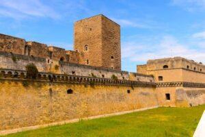 castle-of-bari Italy tour Croata tour Montenegro tour