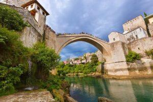 mostar Bosnia & Herzegovina tour Croatia tour