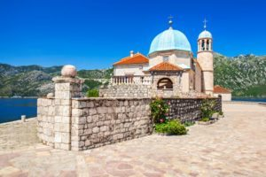 our-lady-of-the-rock-church Montenegro tour Croatia tour