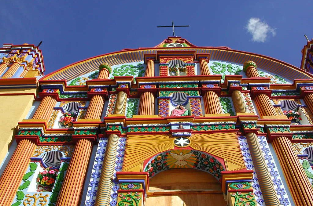 Christmas in Oaxaca Tour