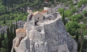 Sokol Tower tour Croatia Tour Montenegro tour
