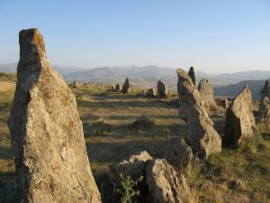 Karahunj stone circle Armenia Tour Georgia and Armenia