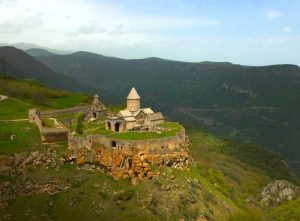 Tatev Monastery John France tour Georgia tour Armenia tour