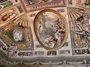 Villa dEste ceiling paintings